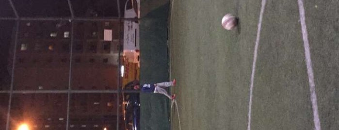 Goal Football Field is one of Courts Kuwait.