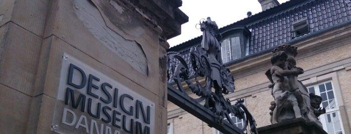 Kunstindustrimuseet is one of Copenhagen 2-days-tourist-to-do list.