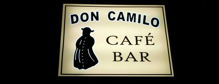 Rest.Don Camilo is one of Restaurants.