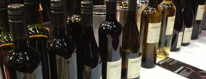 Belgian Wine Bars