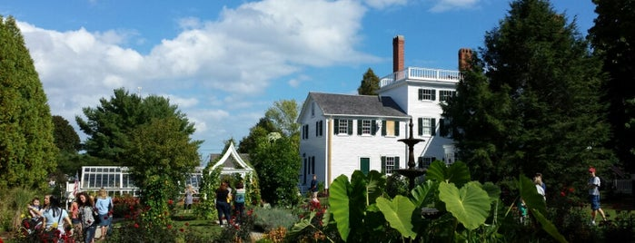 Strawbery Banke Museum is one of Must-visit Great Outdoors in Portsmouth.