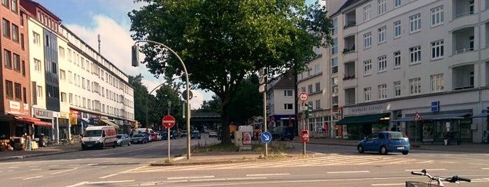 Fuhlsbüttler Straße is one of All-time favorites in Germany.