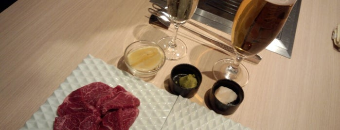 Aging Beef (エイジング・ビーフ) ワテラス店 is one of KAMIの喫茶食事飲み処.