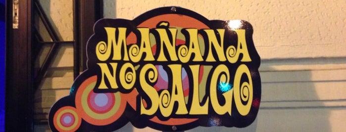 Mañana No Salgo is one of Must-visit Nightlife Spots in Madrid.