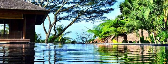COMO Shambhala Estate is one of Incredible Pools.