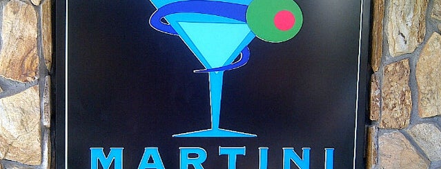 Blue Martini is one of Vegas.