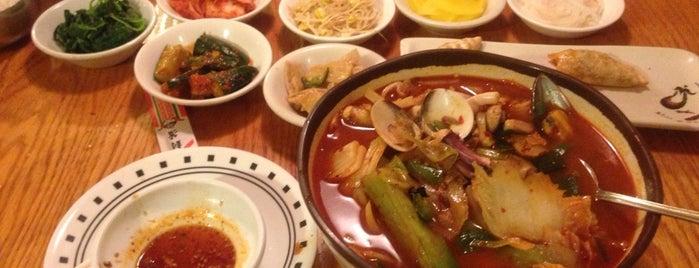 Sa Ri One Korean Restaurant is one of Korean/Vietnamese.