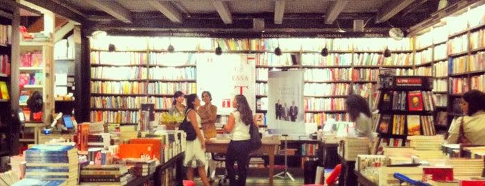 Livraria da Travessa is one of Top picks for Bookstores.