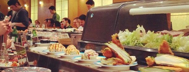 Sushisen is one of 20 favorite restaurants.