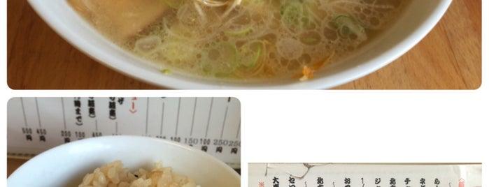 北方らーめん is one of The 麺.