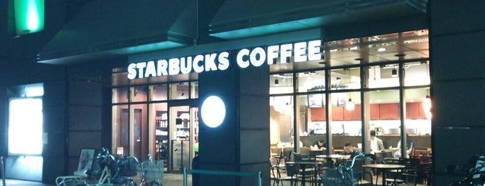 Starbucks Coffee 金町駅南口店 is one of Starbucks Coffee (東京23区:千代田・中央・港以外).