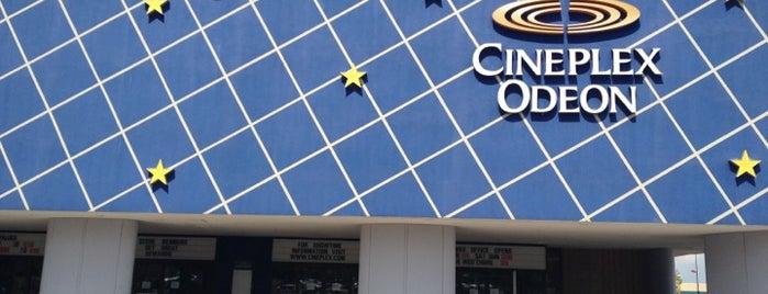 Cineplex Odeon Morningside Cinemas is one of DEUCE44 III.