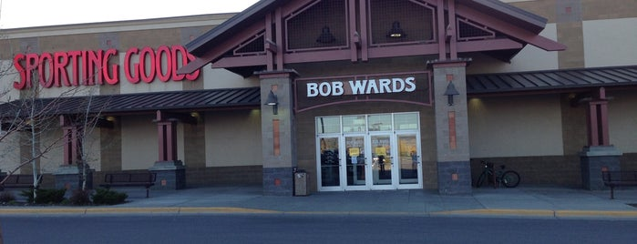 Bob Ward's Sporting Goods is one of I  2 $HOP!!.