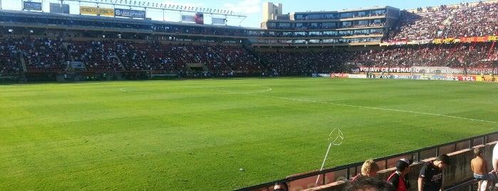 Estadio Brigadier General Estanislao López is one of Equipos de 1ra División.