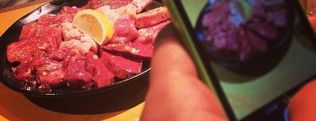 炭火焼肉 小結 is one of Yum.
