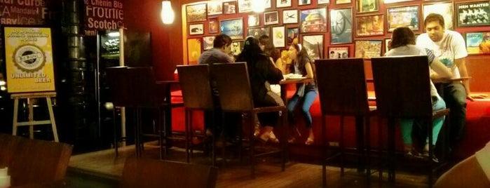 Pot Pourri is one of Navi Mumbai - Top Restaurants.