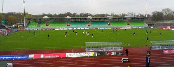 Donaustadion is one of Stadiums.