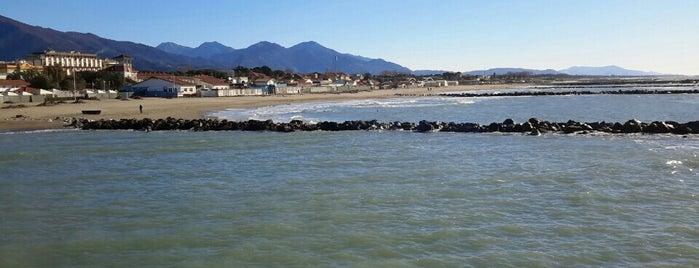 Spiaggia Libera Di Massa is one of Italy 2011.