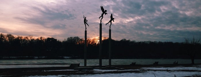 Three Angels is one of Public Art in Philadelphia (Volume 3).