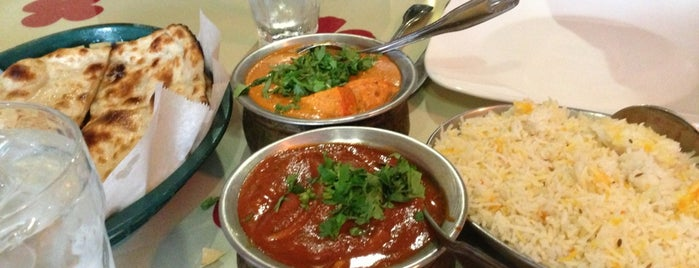 India Grill is one of 20 favorite restaurants in DFW.
