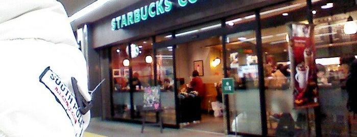 Starbucks Coffee 西武高田馬場駅店 is one of Starbucks Coffee (東京23区:千代田・中央・港以外).