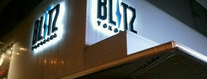 横浜BLITZ is one of ライブハウス.