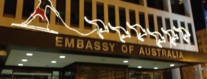 Embassy Of Australia is one of Members.