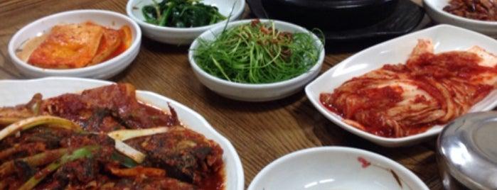안빛고을 is one of 대구 Daegu 맛집.