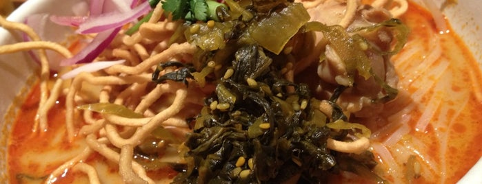 BANGSAENAROYJINGJING is one of Asian Food.
