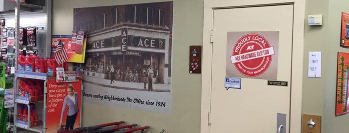 Ace Hardware is one of Fixer Upper Badge - Cincinnati Venues.