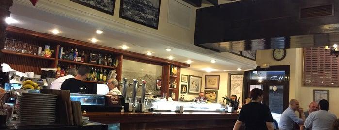Bar Guillermo is one of los mejores sitios para comer en Alicante.