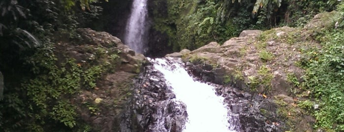 The Seven Sisters Fall is one of Grenada.