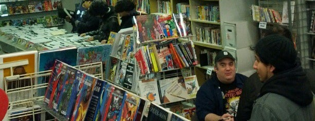 JHU Comic Books is one of Hot Spots.