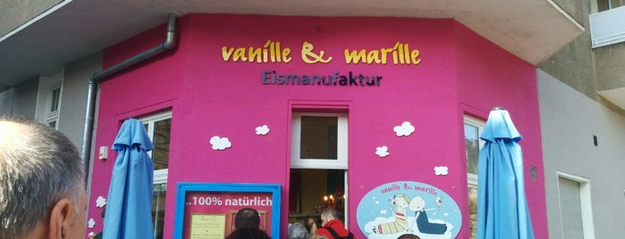 vanille & marille is one of Berlin Tasty Food.