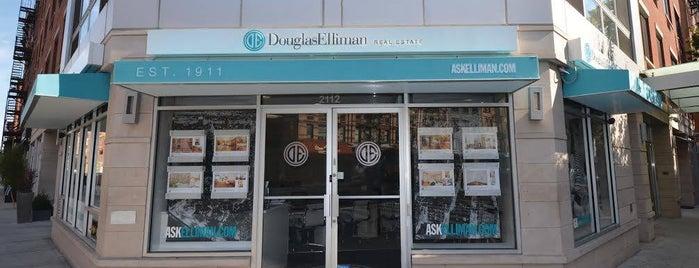 Douglas Elliman Real Estate is one of My Favorite Things.