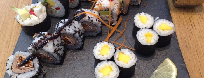 Sushi Unlimited is one of Restaurants japonesos a Palma.
