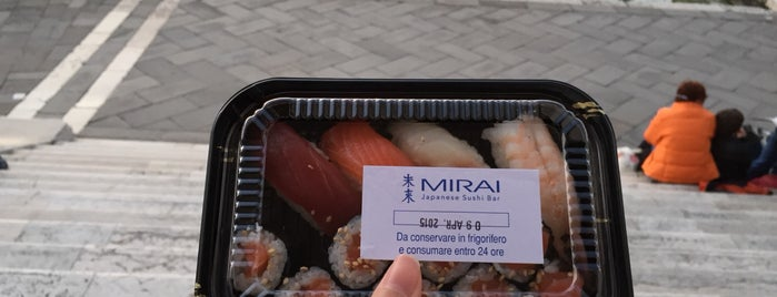 Mirai is one of Work, Foodie & similar.