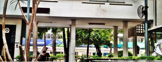 ลานแสดสนนนทรี is one of Faculty of Economic, KU.