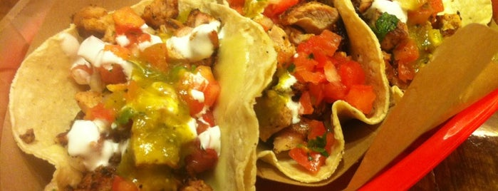 Dos Toros Taqueria is one of NYC Food.