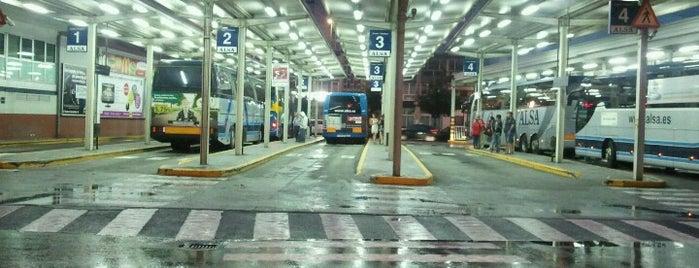 Transportes for Oficina alsa oviedo