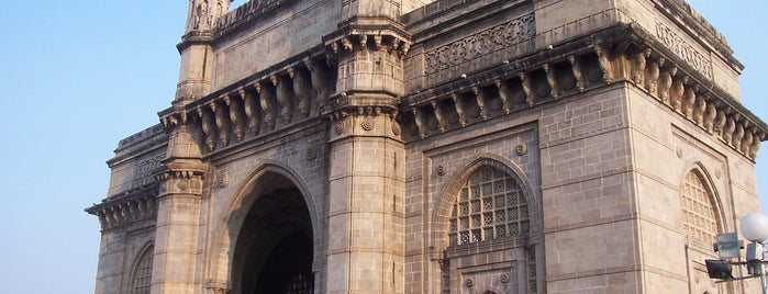 Gateway of India is one of city of dreams.