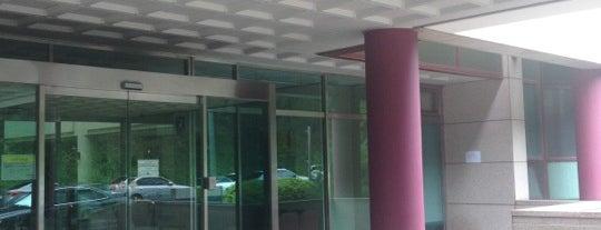 서울대학교 132동  뉴미디어통신공동연구소 is one of Seoul Natl Univ.
