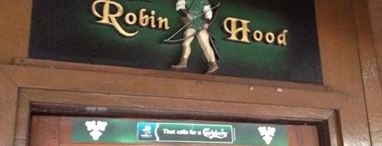 The Robin Hood is one of All Bars & Clubs: TalkBangkok.com.