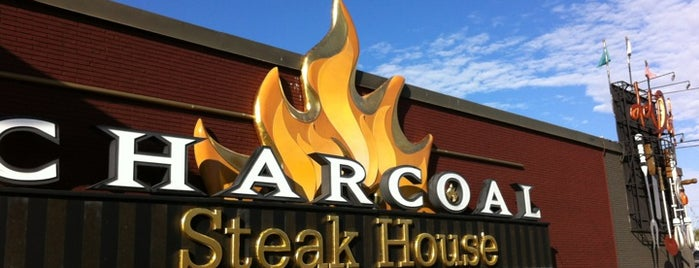 Charcoal Steak House is one of Where to eat in KW..