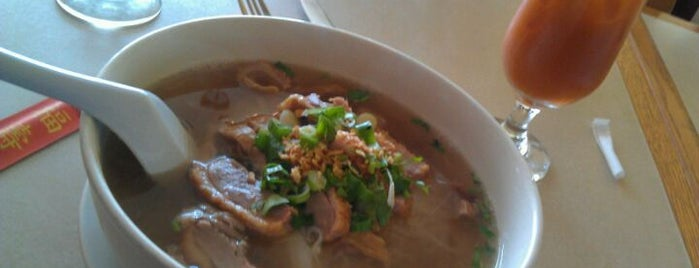 Pho and Thai is one of Fave Pho Thai places.