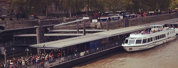 Westminster Millennium Pier is one of Must-visit Great Outdoors in London.