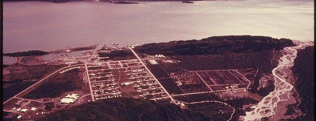 Valdez Airport is one of Documerica.