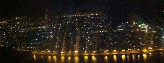Rio de Janeiro–Galeão International Airport (GIG) is one of Airports of the World.