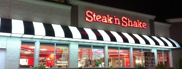 Steak 'n Shake is one of Must-visit Fast Food Restaurants in Mooresville.