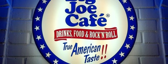 Big Joe Café is one of Restaurantes Asturias.